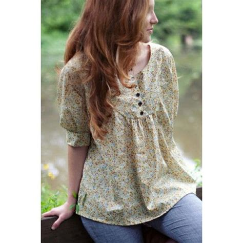 Esme Top 14 best sew liberated esme top images on