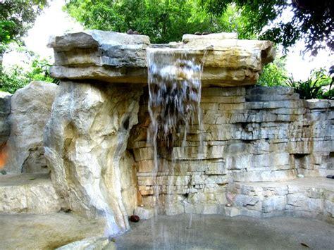 cascate artificiali per interni paesaggi artificiali