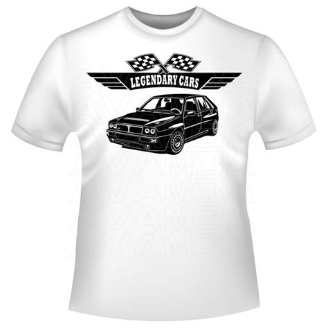 Tshirt Lancia Delta Integrale Bdc 30 best lancia images on martini racing t