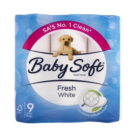 Termurah Jegging Baby Soft Y Limited baby soft 174 white 2ply toilet paper 9pk woolworths co za