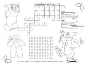 101 days of christmas printable christmas placemats