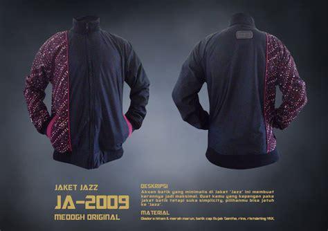 Batik Asimetris Series minimalis simplicity modern dengan batik ala jaket jazz