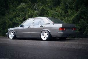 Mercedes Tuners Mercedes 190 Tuning W201 3 Tuning