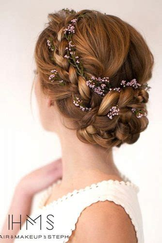 formal hairstyles with flowers gorgeous prom hairstyles you can copy