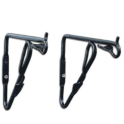 Wrought Iron Flatware by Achla Designs Iron Shelf Brackets Set Sb03