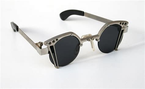 unique glasses steunk stainless steel sunglasses unique hi tek hi tek webstore