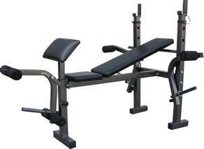 weight bench exercise fitness weight bench