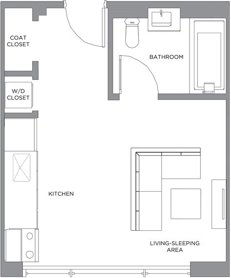 studio loft apartments 450 sq ft floor plans 100 studio loft apartments 450 sq ft floor plans