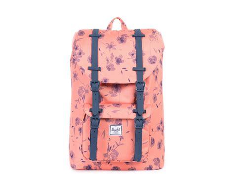 Tas Herschel America Mid Volume Backpack 1 herschel america m rugzak coral 13 quot laptoptas