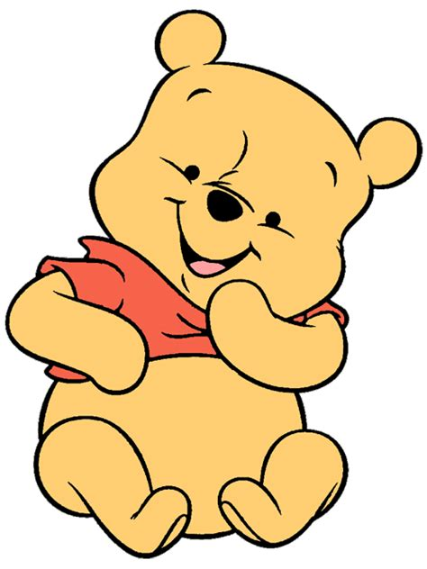 Baby pooh clip art images disney clip art galore