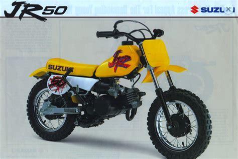 suzuki suzuki jr 50 moto zombdrive