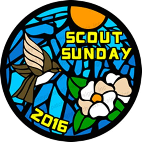 Boy Scout Sunday Clip