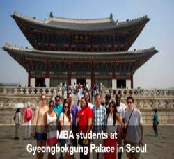 Montclair State Mba Program by Mixing Business With Culture Montclair State