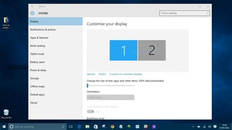 how to configure display scaling in windows 10 alphr