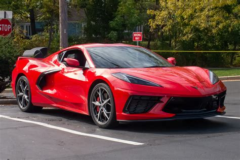 pictures of the 2020 chevrolet corvette 2020 chevrolet corvette spin mid engine proves a
