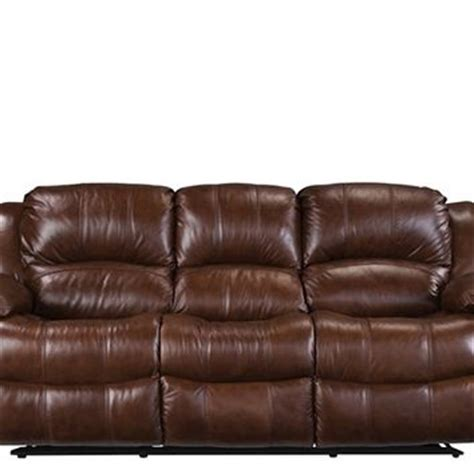 bryant ii leather sofa bryant ii leather power reclining sofa from raymour flanigan