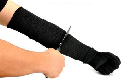 Harga Arm Guard ysdnchi 1 pair gloves top cutting self defense arm
