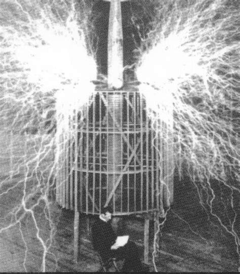Nikola Tesla Tesla Coil Nikola Tesla Information Center