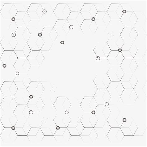 illustrator pattern hexagon hexagon decorative pattern science and technology