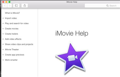 imovie templates how to make a book trailer in imovie part one indies