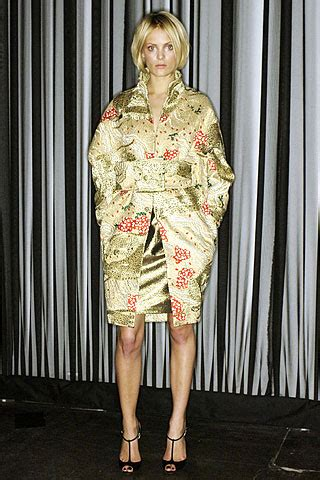 Marchesa Fallwinter 2007 by Marchesa New York Fall Winter 2007 2008 Ready To Wear