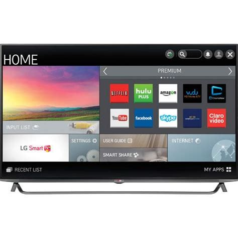 Led Tv Lg 65 Smart Tv Uhd 4k Webos 3 5 Flat 65uh652t Promo lg 65ub9200 65 quot class smart led 4k ultra hdtv with wi fi smart tv with built in wi fi 3840 x