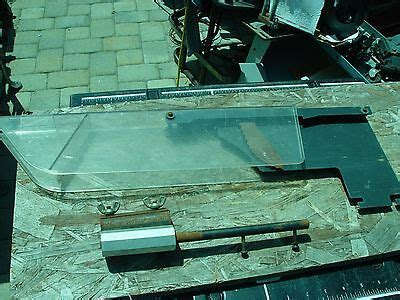 Craftsman 10 Quot Table Saw Blade Guard Assembly New Part