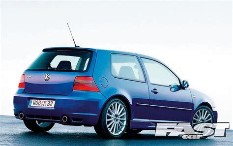 volkswagen fast car vw golf r32 mk4 buying guide fast car