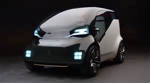 Electric Cars Our Future Top 5 Future Electric Cars At Ces 2017 Honda Neuv