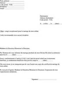 Demande De Lettre Pour Parloir Mod 232 Le De Lettre De Demande Cong 233 Pour Le Mariage De Enfant Actualit 233 S Informations