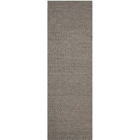 Grey Runner Rugs by Safavieh Fiber Grey Area Rug Runner 2 6 Quot X 8 Nf448a 28