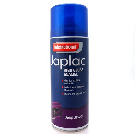 spray paint and hobby shop international japlac high gloss enamel metallic spray