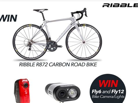 Cycling Sweepstakes - ribble carbon road bike sweepstakes