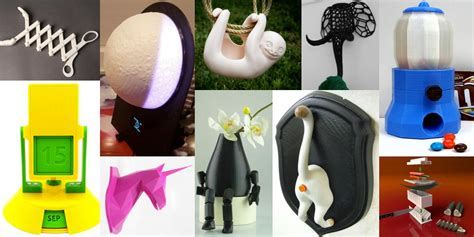 xmas for the one who has everything weekly roundup ten 3d printable gifts for the person who has everything 3dprint