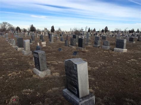 Denver Co Records Riverside Cemetery Denver Colorado Burial Records