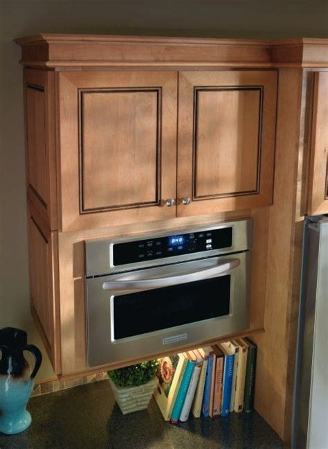 kitchen appliance storage cabinets custom storage cabinet create a custom look and free up counter space with a