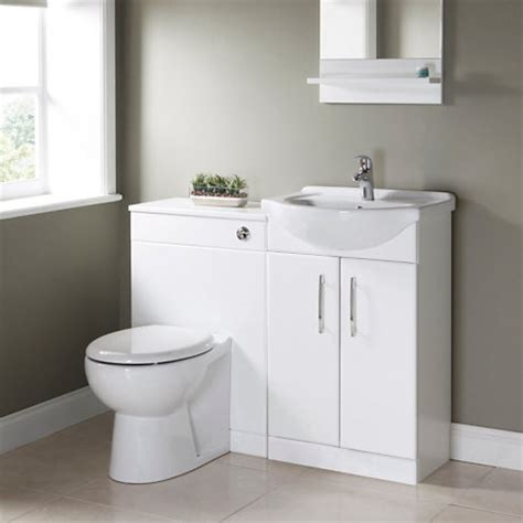 B Q Toilet And Basin Vanity Units bathroom rooms diy at b q