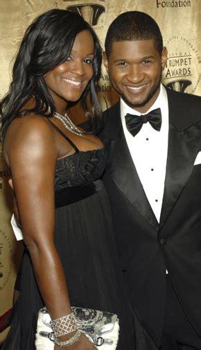 Ushers Canceled Wedding What Happened by Penyanyi Usher Tameka Foster Selamat Kahwin Akhirnya