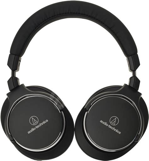 Audio Technica Ath Clr100is With Micropohone Black audio technica ath black msr7nc headphones with mic