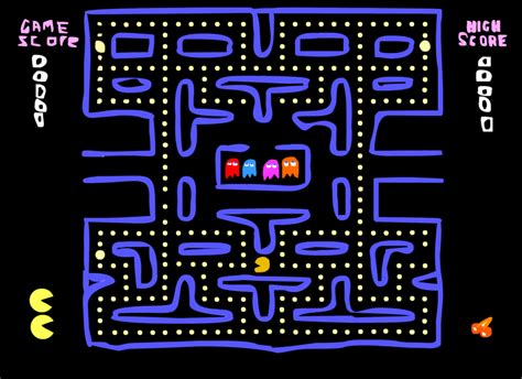 Gamis Paccy An pacman by animeweather on deviantart