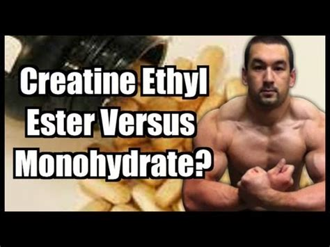 creatine ethyl ester vs creatine creatine ethyl ester vs monohydrate how to save money