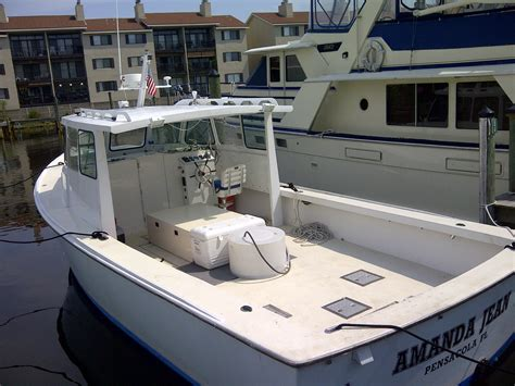 fishing forum boats for sale 32 custom sportfishing dive boat the hull truth