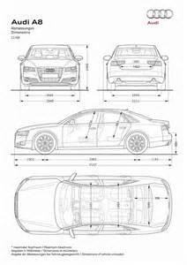 Audi A8 Dimensions The New Audi A8 En
