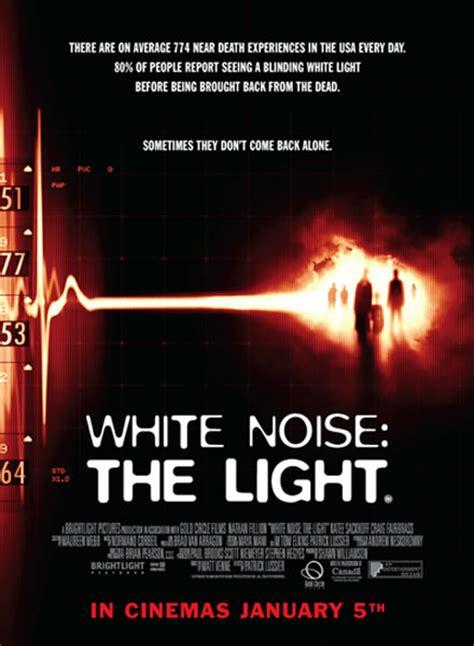 film horror white noise review white noise 2 the light horrorsnotdead com a