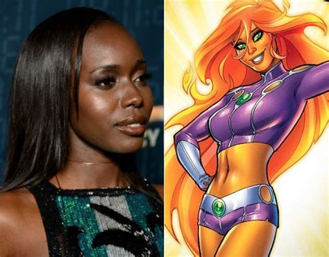 starfire shadow sun seven the starfire trilogy books diop cast as starfire in live series