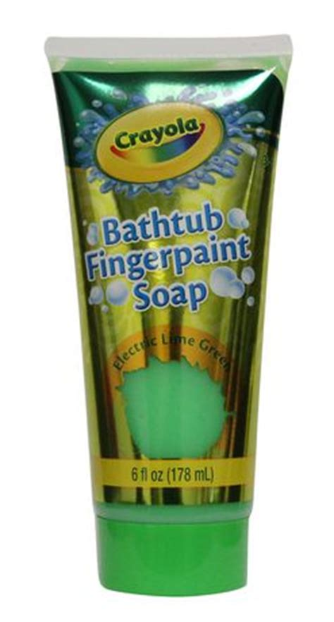 bathtub fingerpaint soap crayola bathtub fingerpaint soap assorted colours