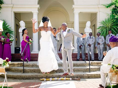 Wedding Traditions by 5 And Afrocentric Wedding Traditions