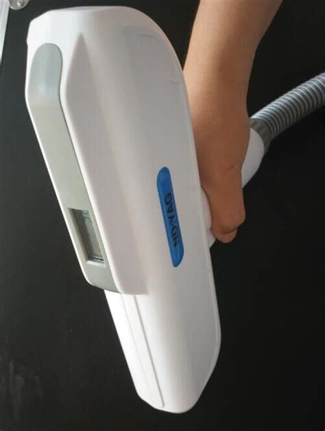 tattoo removal tool tattoo removal yag laser handle and nevus of ota hand