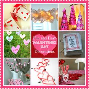 Crafts To Decorate Your Home your home with hearts making valentine s day crafts for your