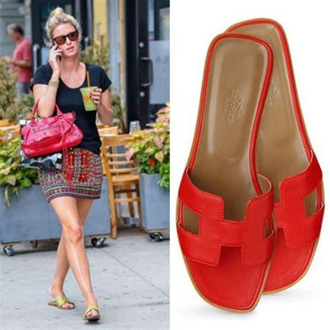 Sandal Hermes Oran Mirror Quality top quality original design h sandals calf leather sao slippers